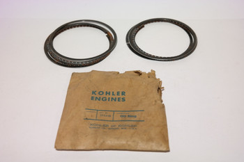 Kohler Oil Ring Set 271116 Set of 2
