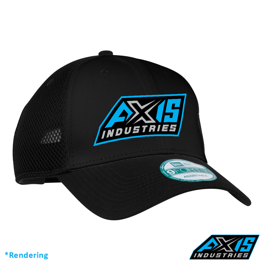 Rendering of the New Era Curved Snapback