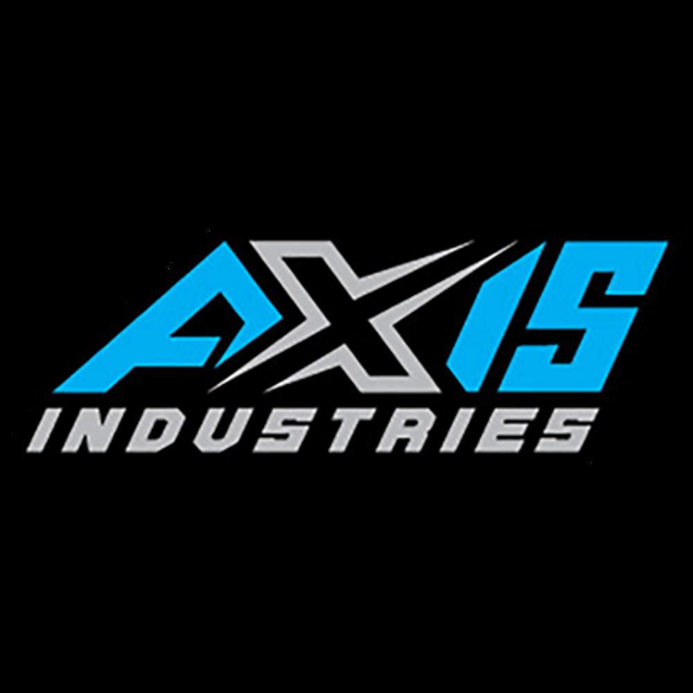 "8x2.75"" Axis Sticker"