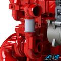 R2.8 Turbo Outlet Riser
