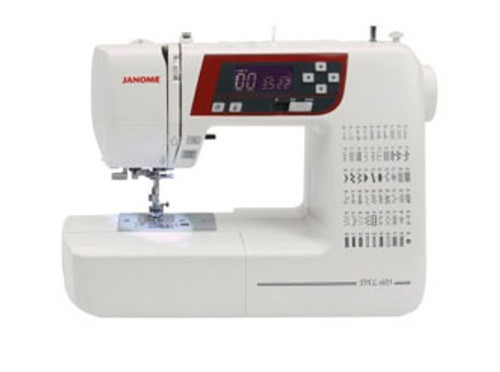 Janome DXL603 Sewing Machine