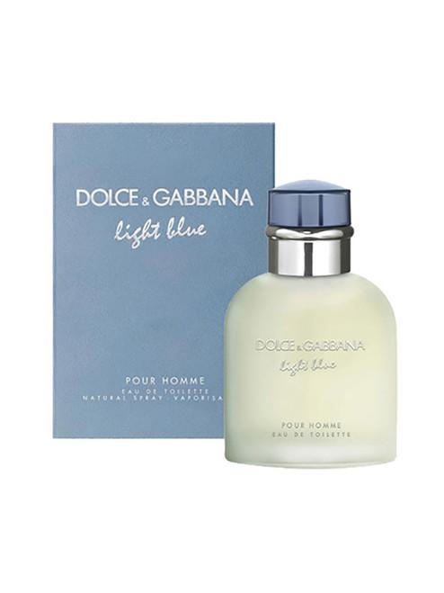 D&G Light Blue By Dolce & Gabbana For Men