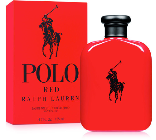 Polo Red By Ralph Lauren For Men