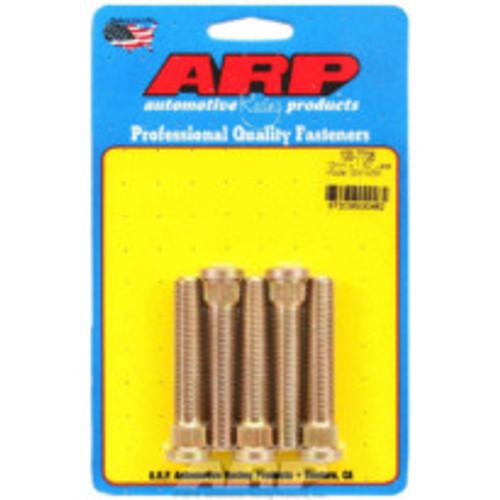 ARP100-7708, WHEEL STUD KIT - M12X1.5 2.500/.509 KNURL