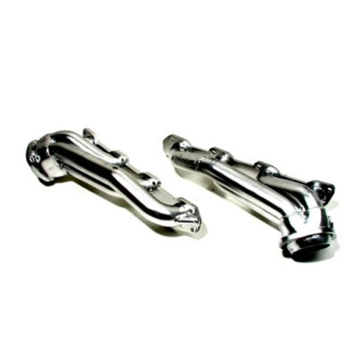 BBK4012, Headers, Tuned Length Shorty, 1-3/4 in Primary, Stock Flange, Steel
