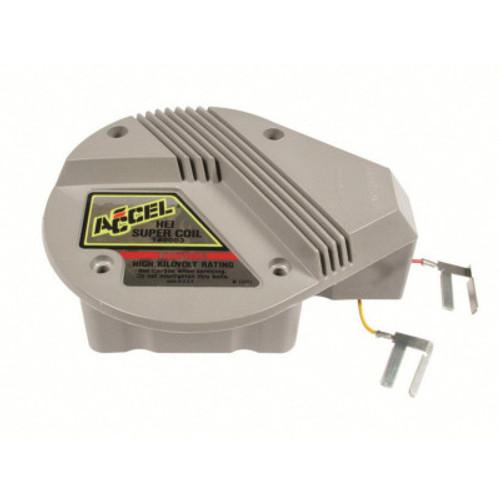 ACL140003, ACCEL, Ignition Coil, Super Coil, E-Core, 0.500 ohm, HEI In