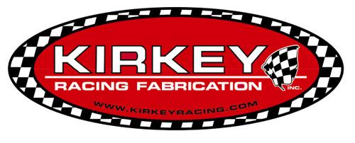 KIR07901, KIRKEY, BLACK VINYL SEAT COVER, OVAL TRACK