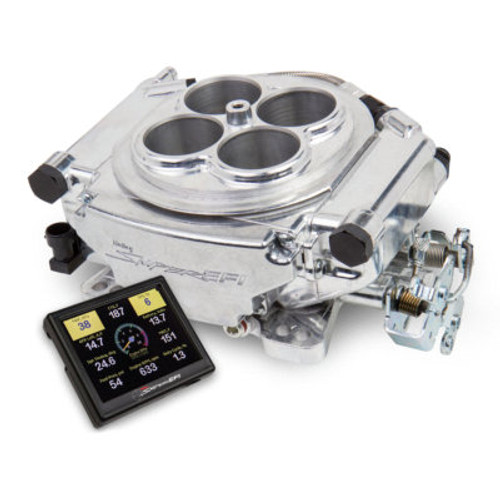 HLY550-510, HOLLEY,,Fuel Injection, Sniper EFI, Throttle Body, Sq
