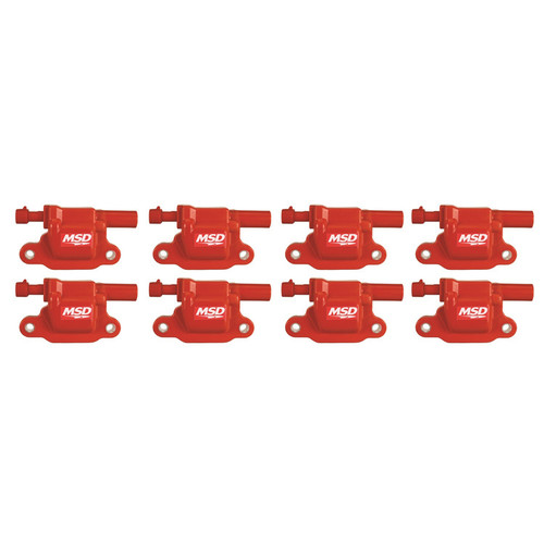 MSD82658, MSD,,Coils GM LS2/3/4/7/9 05- 13 8-Pack,span>