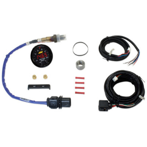 AEM30-0300, AEM, Air-Fuel Ratio Gauge, X-Series, UEGO, Wideband, 8.:1-20:1 A