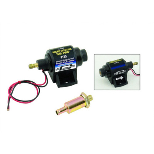 MRG12S, UNIVERSAL ELECTRIC FUEL PUMP 4-7PSI 35GPH