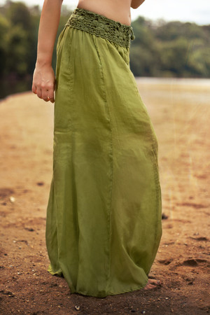 Laceline Yoga Pants