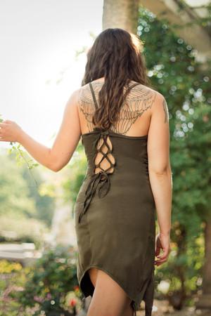 Trellisback Summer Dress