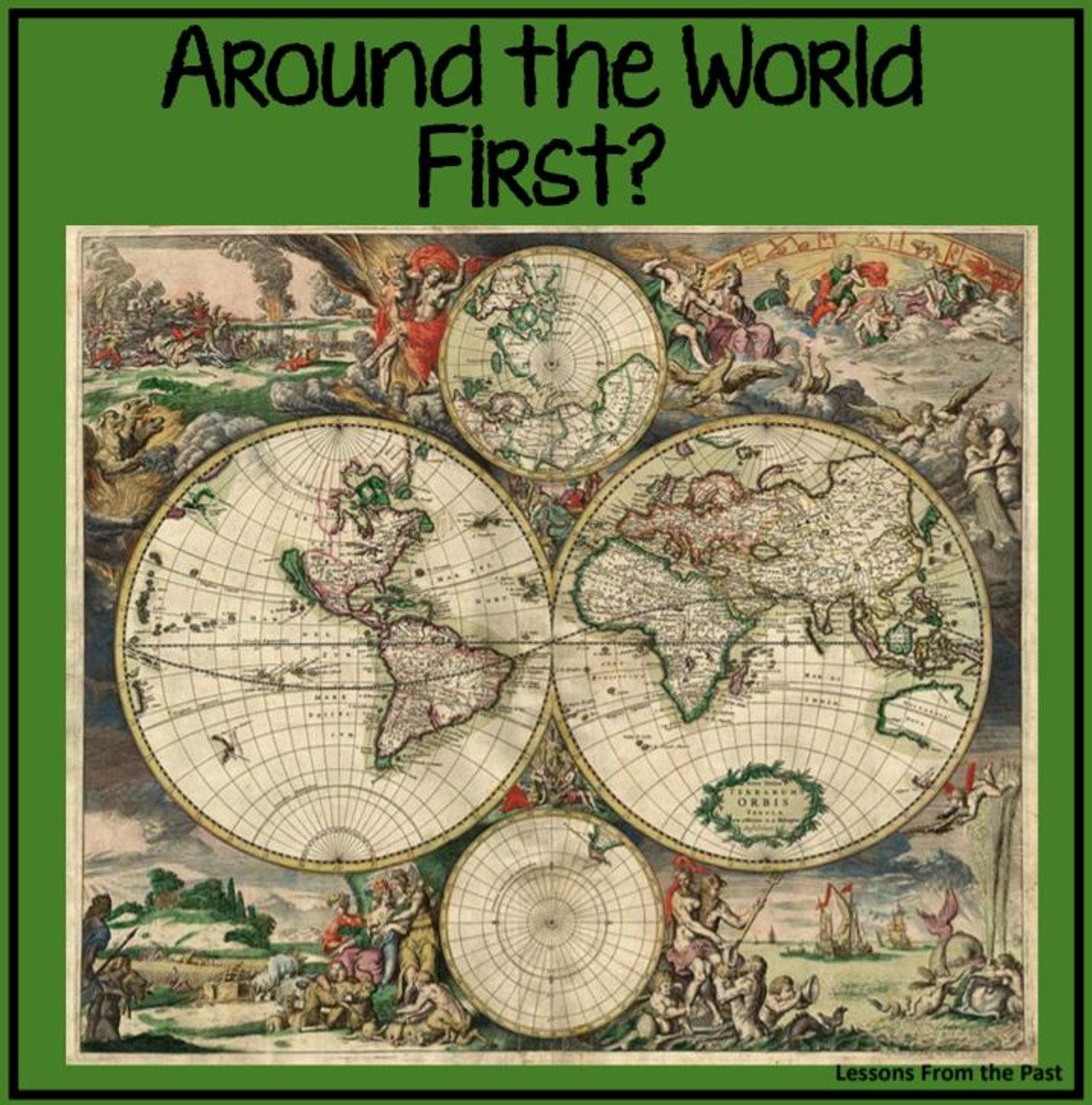 Around the world first european explorers free amped up learning around the world first european explorers free gumiabroncs Image collections