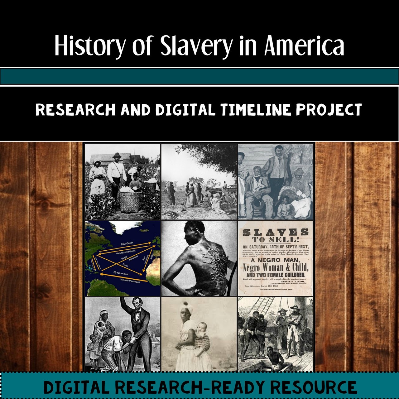 the slave trade and the origins Video: the slave trade compromise: definition & commerce slavery has had dramatic impacts on american history in this lesson, we'll look at one of the first attempts to resolve the debate on .