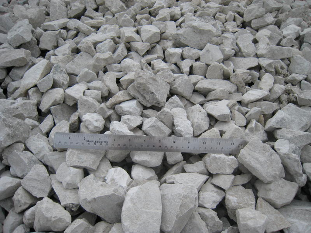 "Limestone 1 1/2"" (Washed)"