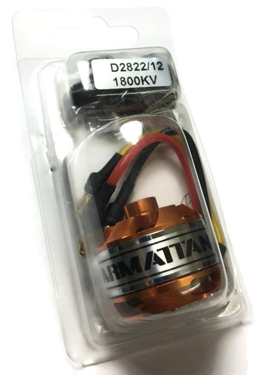 Armattan 2822/12, 1800kv Motor (2-4s) *Limited quantities