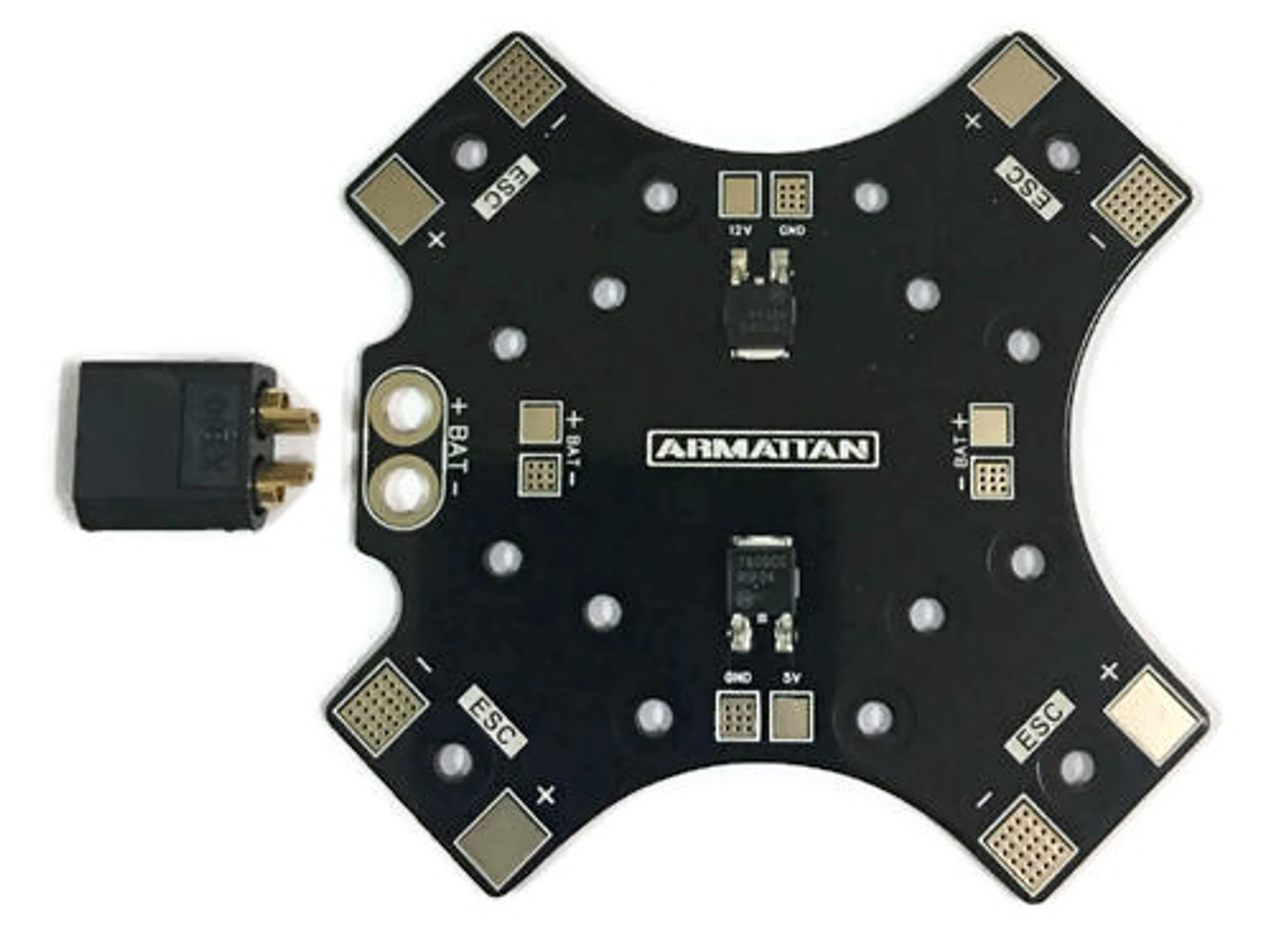 F1 Integrated Power Distribution Board 5v/12v with XT-60