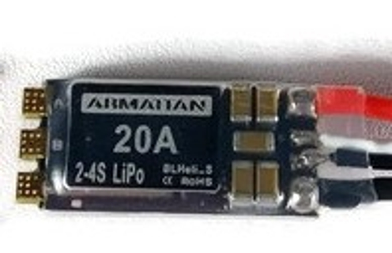 Armattan DShot 20 amps BLHeli S ESC/BB2