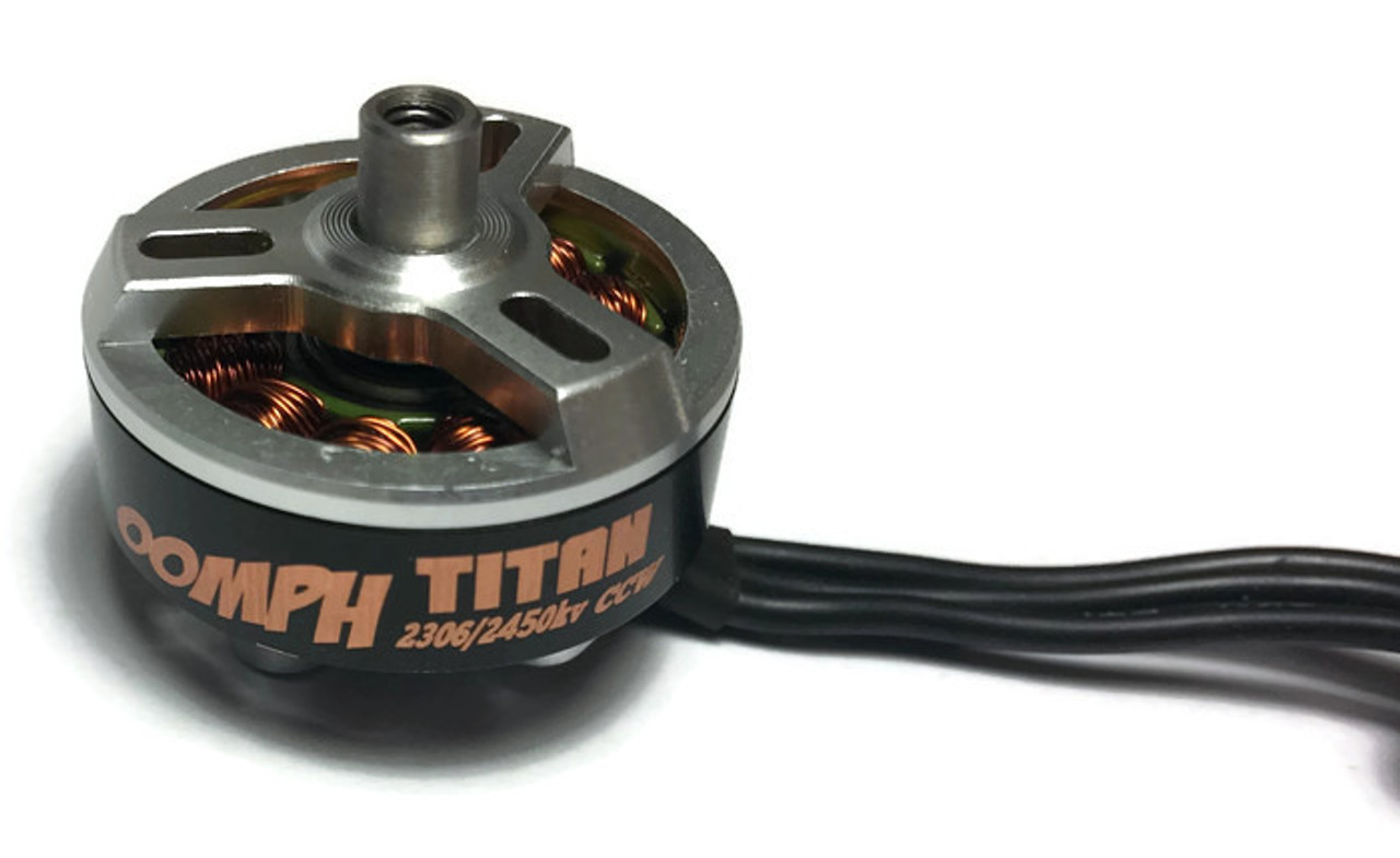 Armattan Oomph Titan Edition 2306/2450 KV Motor *Limited availability