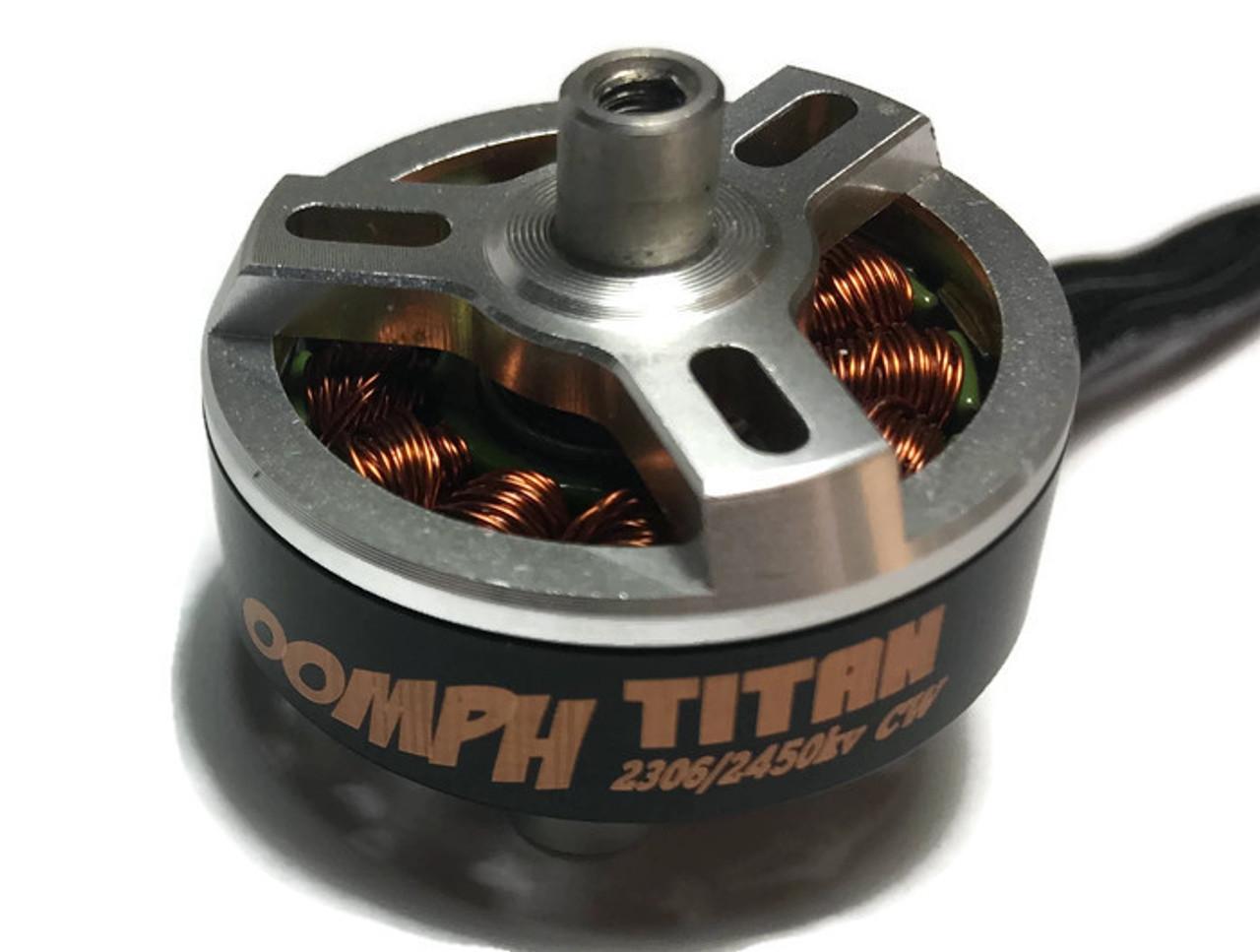 Armattan Oomph TITAN Motors