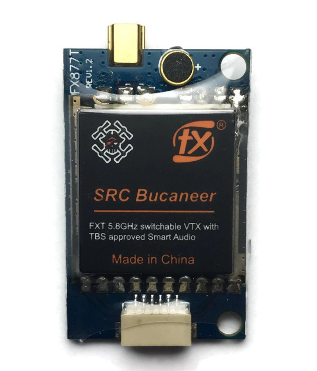 SRC Bucaneer VTX
