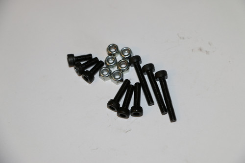 Tricopter 258 Screw Set