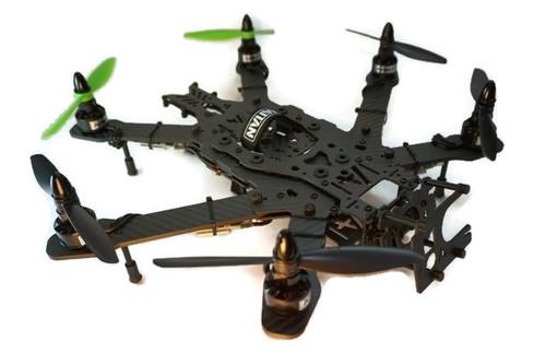 Hexacopter TILT