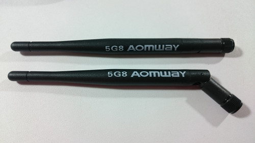 Aomway 5.8 Antenae with Pins (1 piece)