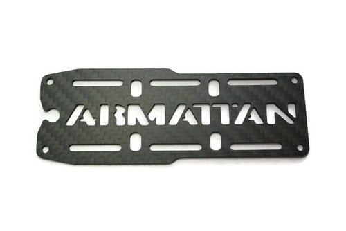 Mini Hexacopter V2 Rear Top Plate