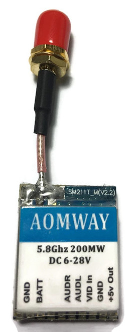 Aomway 200mw Stubby VTX *Out of stock