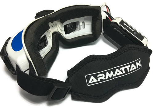 Armattan FPV Goggles Strap (Upgrade for FatSharks)