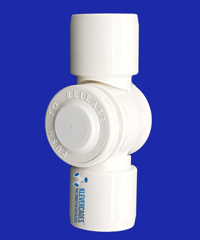 2 way adjustable PVC  connector from Klever Cages