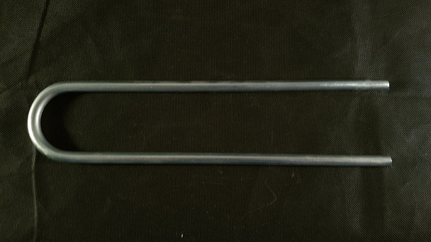 Galvanised Steel U Pegs for 32mm/40mm