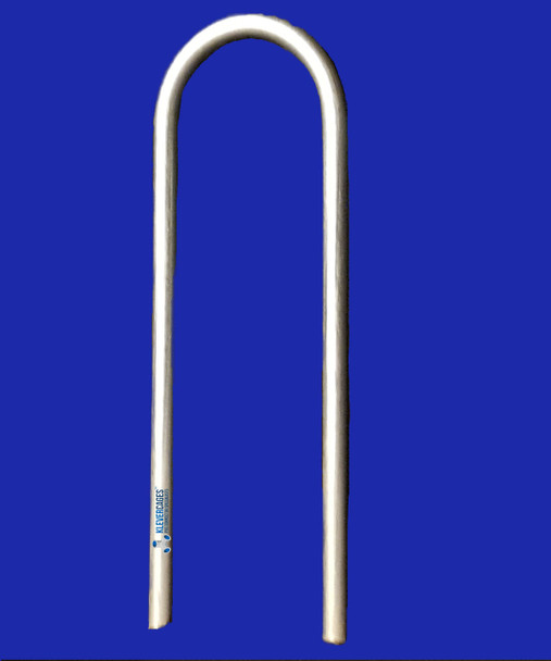 Galvanised steel pegs. Great to hold down your PVC project