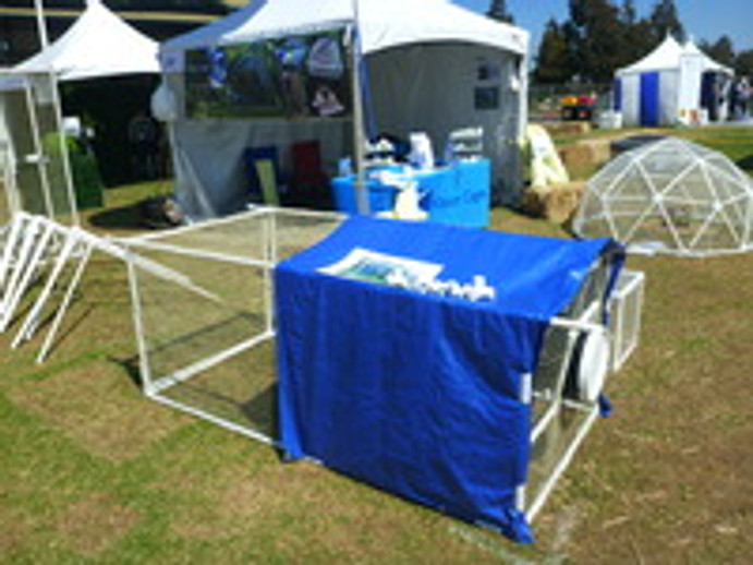 Klever Cages at the Horticultural and Gardening Festival 2015
