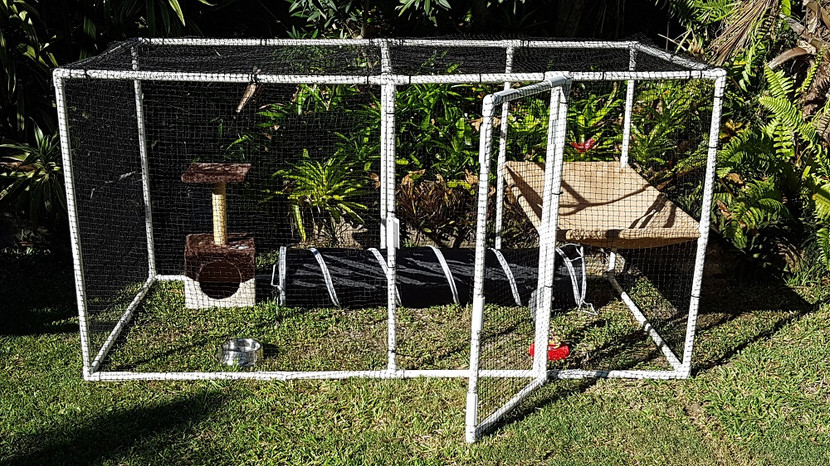 Cat Enclosure Netting For Sale
