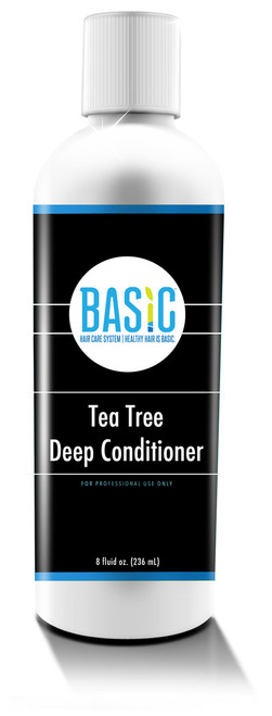 Basic Carbon Tea Tree Deep Conditioner 32oz.