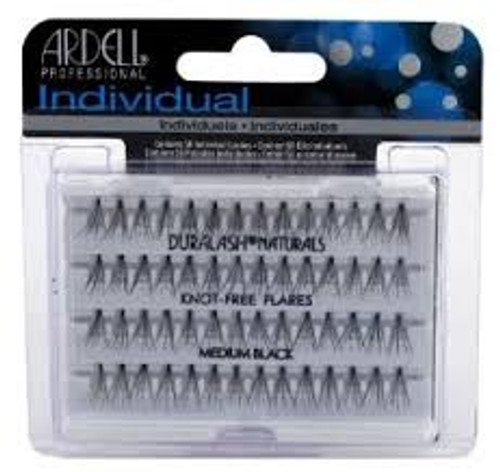 Ardell Individual Lashes (Knot-Free Flare) Long Brown