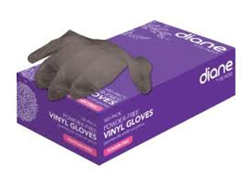 Black Gloves 100 pair (Med.)