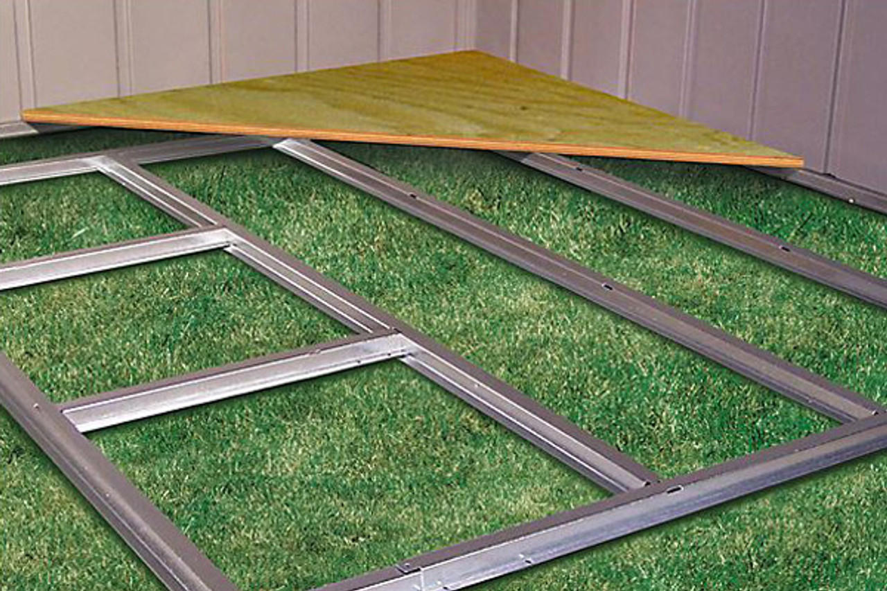 Floor Frame Kit for 10x11, 10x12, 10x13 & 10x14 - Shelters of New ...