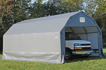 12' Wide x 9' High Barn
