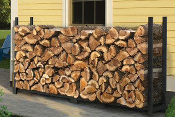 8 ft. Ultra Duty Firewood Rack