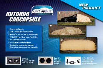Car Capsule 14' Outdoor
