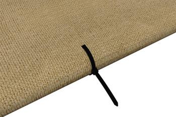 Shade Cloth Fabric Tie Wraps