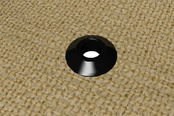 Shade Cloth Plastic Snap Grommets