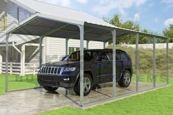 12x20x7 VersaTube Grand Series Carports in stock - Nashua, NH