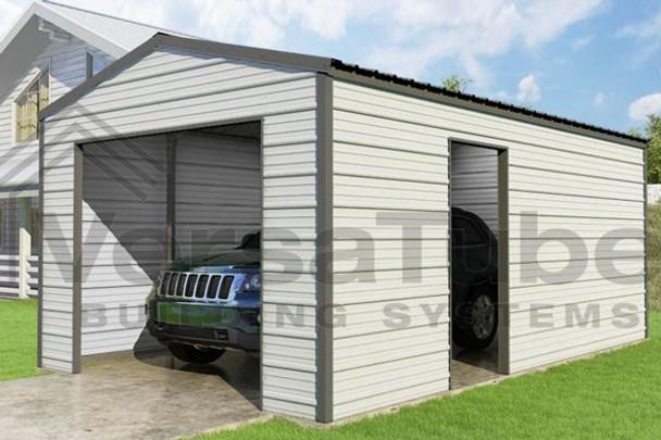 VersaTube Frontier Series Garage