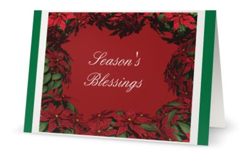 Seasons blessings customized 5x7 set of 15 cards wenvelopes seasons blessings 5x7 set of 15 cards wenvelopes m4hsunfo