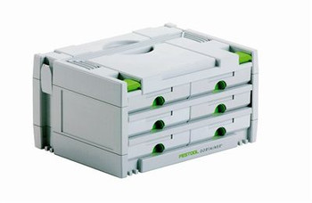 Festool 6-Drawer Sortainer